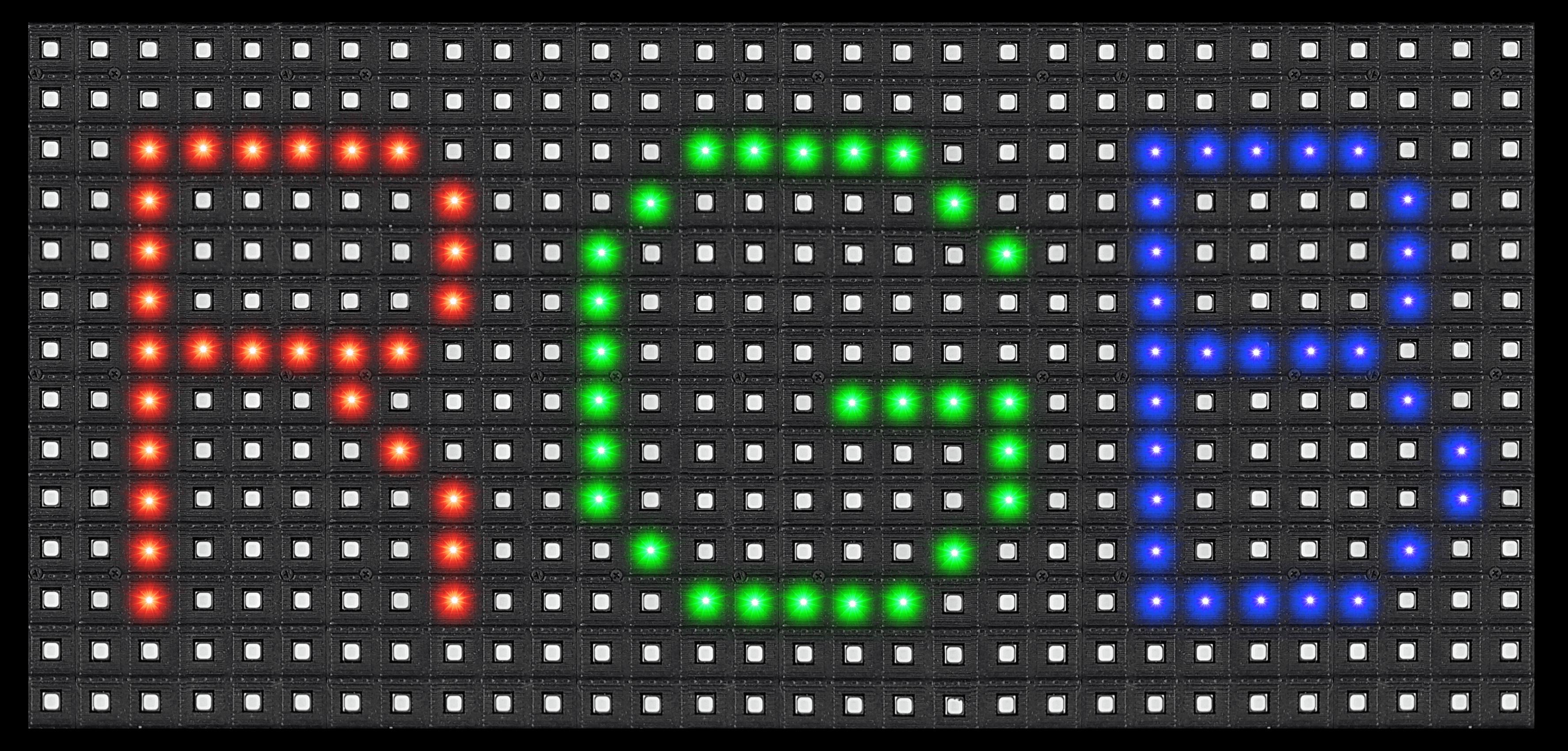 возможности LED экрана